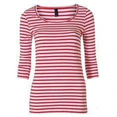 Vero Moda Sailor Marina Top | Fashion Tops & Women's T-Shirts | Graphic Tees, Ladies Evening Tops | New Women's Fashion, Ladies Clothing, Online Clothes Shopping Store | Oliver Bonas