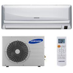fceb8949d Ar Condicionado Split Samsung Max Plus Só Frio High Wall 12.000 Btus  Ar12kcfuawqnaz - Compre Mais Barato