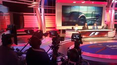 Chinese F1 shoot at Supersport Studio 6 by Francois Nel on 500px