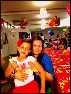 Pottery Party Maria Antonia Otero.