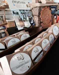 Handmade soaps by Taí... Bath and body products... www.taijabonesyvelas.com... MADE IN PUERTO RICO #natural #skincare