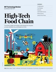Robots Get a Grip on Meat and Vegetables | MIT Technology Review