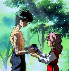 Yu Yu Hakusho Anime, Madara Uchiha, Cover Art, Art Ideas, Icons, Yuyu Hakusho, Random Things, Display, Symbols