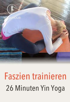 Stretch fascia, relax muscles and immerse yourself with gentle Yin Yoga āsa . - Stretch fascia, relax muscles and immerse yourself with gentle Yin Yoga asanas. By holding Yin āsa - Yoga Fitness, Fitness Workouts, Fitness Tips, Pilates Workout Routine, Pilates Training, Pilates Yoga, Pilates Reformer, Yin Yoga, Yoga Meditation