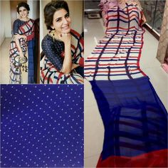 Samantha Bollywood Classic Saree  Product Info : Fabric : Georgette Blouse :Georgette  Price : 1300 INR Only ! #Booknow  CASH ON DELIVERY Available In India ! World Wide Shipping !  For orders / enquiry  WhatsApp @ 91-9054562754 Or Inbox Us  Worldwide Shipping !  #SHOPNOW  #fashion #lookbook #outfitsociety #fashiongram #dress #model #urbanfashion #luxury #fashionstudy #famous #style #fashionkiller #swag #classy #cute #shopping #glam #me #popular #fashionstylist