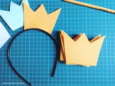 DIY BIGBANG VIP crown headband (c) Heyladyspring.com