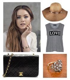 """Vintage Style Extraordinaire"" by estatediamondjewelry ❤ liked on Polyvore"