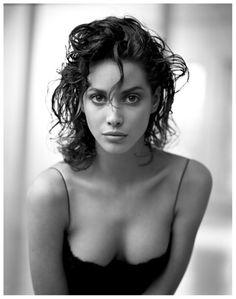 Photo Arthur Elgort Christy Turlington - 1987