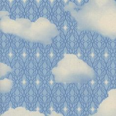 Sky, Blue, Freshly Picked, Melody Miller with Cotton and Steel, Blue Cloud Fabric – Fenceline Fabrics