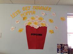 Summer Bulletin Board Ideas