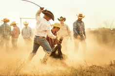 The Cowboys of the Waggoner Ranch, a photography book by Jeremy Enlow, provides a glimpse into the lives of the 26 cowboys who live and work there.