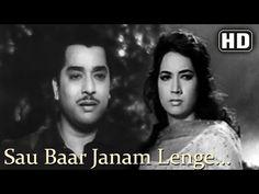 Ustaadon Ke Ustad - Sou Bar Janam Lenge - Mohd.Rafi - YouTube