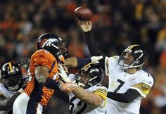Pittsburgh Steelers at Denver Broncos – NFL Divisional Playoff http://www.sportsgambling4fun.com/blog/football/pittsburgh-steelers-at-denver-broncos-nfl-divisional-playoff/  #americanfootball #Broncos #DenverBroncos #NFL #PittsburghSteelers #Steelers