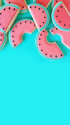 watermelon wallpaper by - ac - Free on ZEDGE™ Tumblr Wallpaper, Screen Wallpaper, Cool Wallpaper, Pattern Wallpaper, Cartoon Wallpaper, Cute Backgrounds, Wallpaper Backgrounds, Hd Wallpaper Iphone, Cellphone Wallpaper