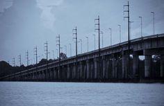 Ponte que liga Belém ao distrito de Mosqueiro