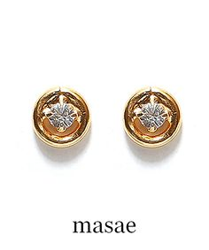 【masae】別注circle pierces #シータ・ミュー Stud Earrings, Personalized Items, Accessories, Jewelry, Jewlery, Jewerly, Stud Earring, Schmuck, Jewels