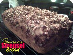 Life's Simple Measures: Tried & True Tuesday: Banana Streusel Bread
