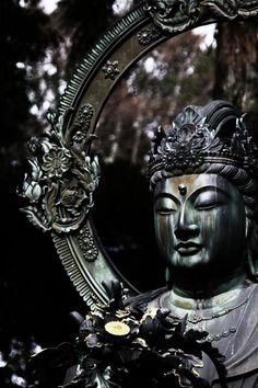 Bhudda statue _ Japan