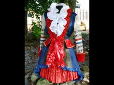 Carnaval Creative Costumes, Cool Costumes, Amazing Costumes, 4th Of July Wreath, Cosplay, Halloween, Clowns, Inspiration, Theater