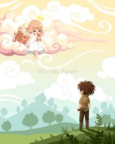 Worlds Apart by *celesse on deviantART
