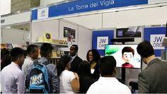 Los Testigos participan en una feria de libros y revistas en la ciudad de México,del 25 de abril al 4 de mayo