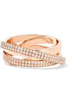 This piece has been certified in accordance with the Hallmarking Act 1973 NET-A-PORTER.COM is a certified member of the Responsible Jewellery Council Made in France