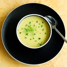 Sweet Corn Soup - Oui, Chef