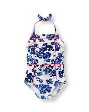 Girls Swimwear, Toddler Girls Bathing Suits at Janie and Jack. Classic design and age-appropriate coverage.  Thank you!
