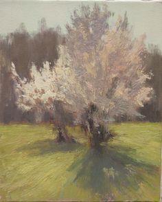 ivan skorobogatov oil on canvas  Spring 2016
