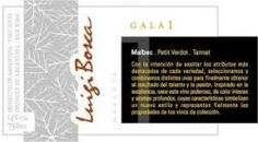 Gala 1 Malbec / Petit Verdot / Tannat 2009 Luigi Bosca
