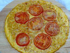 Frittata à la tomate