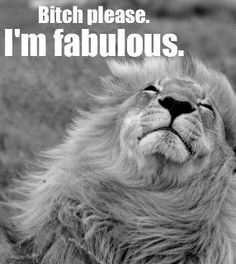 ah now this is more like me.  My mane is just so fab. lol