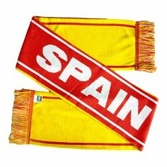 Spain National Team Scarf