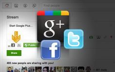 How to Update Facebook, Twitter and Google Plus at the Same Time - Quertime