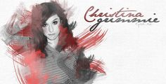 Christina Grimmie France - Frand's Art