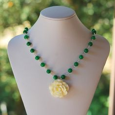 Bride or bridesmaid necklace