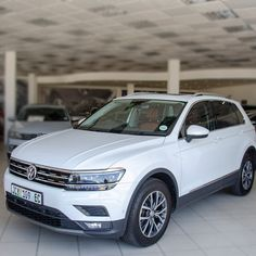 The best SUV for your bucks? This is the one to have: 2018 Volkswagen Tiguan TDI Comfortline Fun, frugal at the pumps, and feature-packed! Best Suv, Vw Tiguan, Volkswagen, Manual, Vehicles, Textbook, Car, Vehicle, Tools