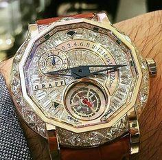 Men's Graff Luxury Watch