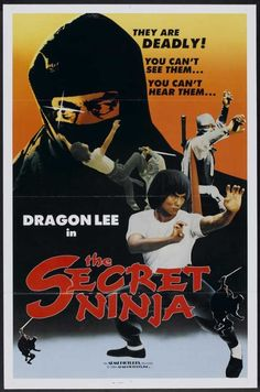 Secret Ninja (1982)