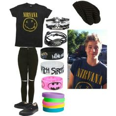 3c606d5d269 5sos Inspired Outfits