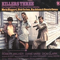 Killer Three 1968 Tower Music From The Movie Soundtrack