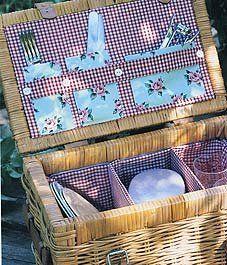 Project: Picnic basket www.arcsvaluevillage.org