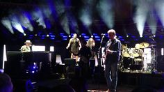 Crowd cheering and High Time We Went (part) - Eric Clapton at Royal Albe...