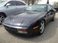 Used Porsche for Sale | Used 1989 Porsche 944 for sale in Toronto P2947 | for sale in Toronto ...