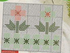 Graphic of my first work in straight stitch! Bargello Needlepoint, Broderie Bargello, Needlepoint Stitches, Needlework, Plastic Canvas Stitches, Plastic Canvas Crafts, Hardanger Embroidery, Embroidery Stitches, Straight Stitch