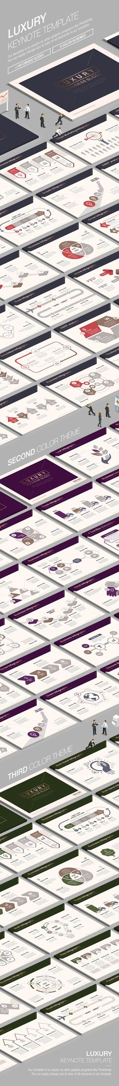 Business Keynote Template. Download here: https://graphicriver.net/item/business-keynote-template-002/17453414?ref=ksioks
