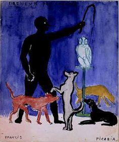 Francis Picabia, Dresseur de Chiens