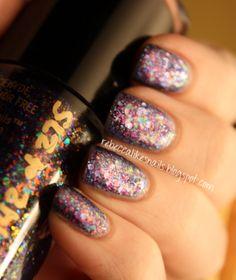 I want this polish. It's called Unicorn Puke.