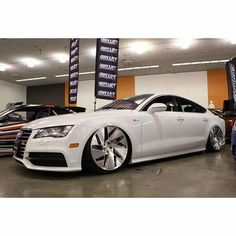 Audi a7 clean tunning