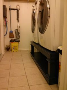 Laundry room corner sink counter cupboards laundry room if you need a laundry riser dont buy itdiy it solutioingenieria Images
